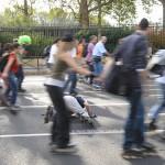 Skatenacht-Teilnehmer: Tragt einen Helm!